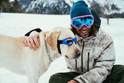 feature post image for Winterurlaub mit Hund - Spass & Action mit dem Vierbeiner